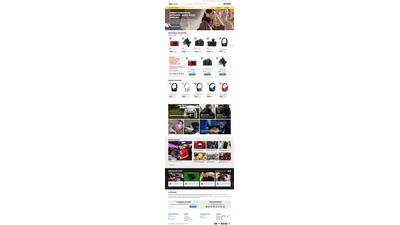 шаблон для интернет магазина CS-Cart Youpi theme